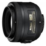 Объектив Nikon AF-S DX Nikkor (JAA132DA) 35мм F/1.8(JAA132DA)