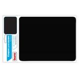 Коврик для мыши Buro матерчатый, 230x180x3 мм, одноцветный, черный (BU-CLOTH/black)