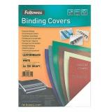 Обложки для переплёта Fellowes A4 250г/м2 белый (100шт) Delta CRC-5370101 (FS-53701)