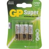 Элемент питания AAA GP 24A (уп4шт)