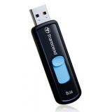 Флэш-диск 8Gb Transcend USB 2.0 500 (TS8GJF500)