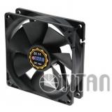Вентилятор для корпуса 92x92x25 Titan TFD-9225L12Z 3pin RTL