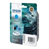 Картридж Epson T10324A10 Stylus T30/T40W/TX550W/TX600FW cyan