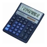 Калькулятор бухгалтерский Citizen SDC-888XBL синий 12-разрядный 2-е питание/00/MII/mark up/A0234F