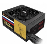 Блок питания Thermaltake ATX 1000W VOLGA 1000W 80+ gold (24+8+4+4pin) APFC 135mm fan 12xSATA Cab Manag RTL(W0429)