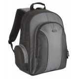 """Сумка-рюкзак для ноутбука 16"""" Targus CityGear TSB023EU черный/серый нейлон"""