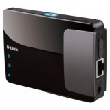 Точка доступа D-Link DAP-1350 802.11n/b/g 300Mbps, 1x10/100 LAN, 1xUSB 2.0 (подключение внешнего носителя, 3G/4G-модема), точка доступа/маршрутизатор/повторитель