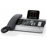 Телефон IP Gigaset DX800A черный(DX800A)