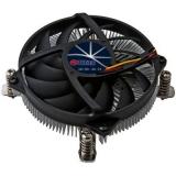 Вентилятор для Socket 1155/1156 Titan DC-155A915Z/R low-profile 3-pin 33dB Al 75W 147gr RTL
