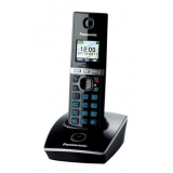 Телефон Panasonic KX-TG8051RUB радио Dect