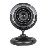 Камера Web A4 PK-710G черный 0.3Mpix USB2.0 с микрофоном(PK-710G (BLACK))
