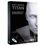 по антивирус nod32 titan (eset nod32 smart security 3пк 1год)