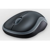 Мышь Logitech M185 Wireless Swift Grey (910-002238)