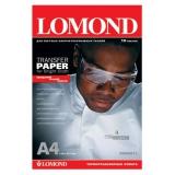 Бумага Lomond A4 140г/м2 50л термотрансфер для светлой ткани для струйной печати (0808415)