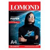 Бумага Lomond A4 140г/м2 10л термотрансфер для темной ткани (0808421)
