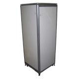 """Шкаф TWT (TWT-CBE-42U-6x8) 19"""" Eco. 42U 600x800. серый. дверь стекло"""