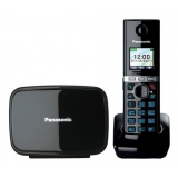 Телефон Panasonic KX-TG8081RUB радио Dect