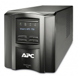 ИБП APC Smart UPS 750VA SMT750I USB LCD