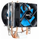 Вентилятор для Socket 1150/1151/1155/2011/FM2+/AM2+/AM3+/AM4 Aerocool Verkho 2 Dual 4-pin 15-25dB Al+Cu 120W 370gr Ret (VERKHO 2 DUAL PWM)