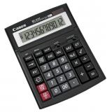 Калькулятор Canon WS-1210T, 12 разр, настольный, регулир. наклон дисплея, налоги, черный