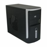 Корпус mATX InWin EMR001 450W 2xUSB2.0 MiniTower Black-Silver