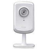 Камера Web D-Link DCS-930L белый Wi-Fi 802.11n(DCS-930L)