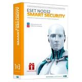 ПО Антивирус NOD32 Smart Security 3ПК 1год/продление 20месяцев BOX (NOD32-ESS-1220(BOX)-1-1)