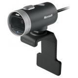 Камера Microsoft LifeCam Cinema for Business 1280x720x30fps, стеклянные линзы, микрофон (6CH-00002)