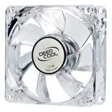 Вентилятор для корпуса 80x80x25 DEEPCOOL Xfan 80L Blue Led RTL