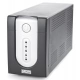 ИБП Powercom Imperial IMP-1025AP 615Вт 1025ВА черный(IMP-1K0A-6C0-244P)