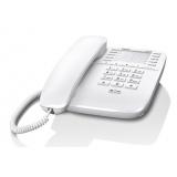 Телефон проводной Gigaset DA510 белый(DA510 WHITE)