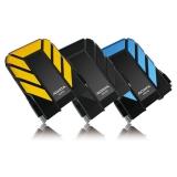 """Жесткий диск внешний 2.5"""" 1Tb A-Data SHD710 (USB3.0, водостойкий (IPX7) ударозащищённый,черный) (AHD710-1TU3-CBK)"""