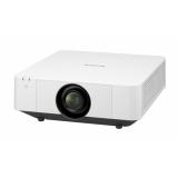 Лазерный проектор Sony VPL-FHZ60 3xLCD (1920x1200)WUXGA, 5000 ANSI, 10000:1, Lens shift, VGA, HDMI, DVI-D, RJ45-HDBaseT, RS-232, VGA Out, Edge Blending, коррекция геометрии, портретный режим White