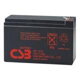 Аккумулятор для ИБП, 12V, 7.2Ah GP1272 F2 (CSB)