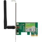 Сетевая карта PCI-E x1 TP-Link TL-WN781ND 802.11n/b/g 150Mbps, внешняя антенна