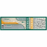 "Бумага Lomond 1209122 36""(A0) 914мм-175м/80г/м2/белый матовое инженерная бумага (1209122)"
