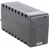 ИБП Powercom RPT-600A EURO линейно-интерактивный, 600VA/360W, 3xEURO