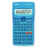 Калькулятор научный Casio FX-82SXPLUS 10+2 разряда синий 177 функций питание от батареи