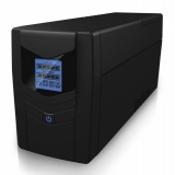 ИБП Ippon Back Power Pro LCD 600 600VA 360Вт Black
