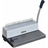 Переплетчик Office Kit B2110 A4/перф.10л.сшив./макс.250л./пластик.пруж. (6-28мм)