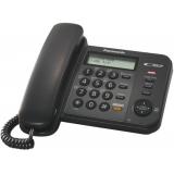 Телефон Panasonic KX-TS2358 RUB (черный)