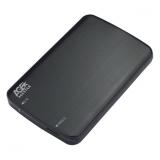 """Корпус внешний для HDD 2.5"""" AgeStar 3UB2A12 (SATA) USB 3.0 Black (Алюминиевый корпус)"""
