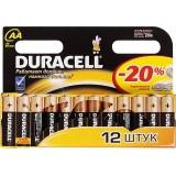 Элемент питания AA Duracell Turbo (уп12шт)