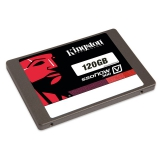 "Жесткий диск SSD 2.5"" SATA III 120Gb Kingston SSDNow V300 (7 мм, MLC, R450Mb/W450Mb, R85K IOPS/W55K IOPS, 1M MTBF) (SV300S37A/120G)"