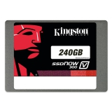 "Жесткий диск SSD 2.5"" SATA III 240Gb Kingston SSDNow V300 (7 мм, MLC, R450Mb/W450Mb, R85K IOPS/W43K IOPS, 1M MTBF) (SV300S37A/240G)"