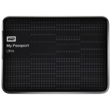 "Жесткий диск внешний 2.5"" 1Tb WD (USB 3.0) WDBJNZ0010BBK My Passport Ultra Black"