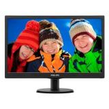 """Монитор-ЖК 20"""" Philips 203V5LSB26/10(62) LED TN 1600*900 5мс VGA Glossy-Black"""