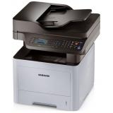 МФУ Samsung SL-M3870FD (принтер, сканер, копир, факс, двусторонняя печать, ADF, LAN)