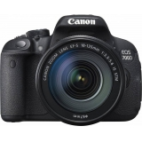 фотоаппарат CANON EOS 700D Kit 18-135 IS STM +рюкзак 300EG 18Mpix/SDHC/Full HD/3 touch""