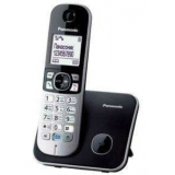 Телефон Panasonic KX-TG6811RUB радио Dect